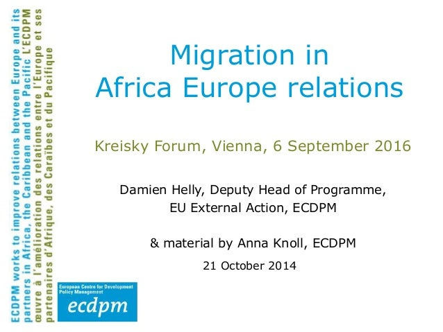 essay on migration in africa