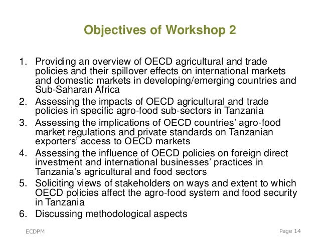 impact of fdi in tanzania Section eight presents the analysis of the impacts of fdi in agricultural export in   in his study elibarik stated that the flows of fdi into agriculture in tanzania.