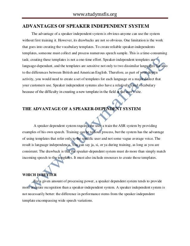 Ece speech-recognition-report