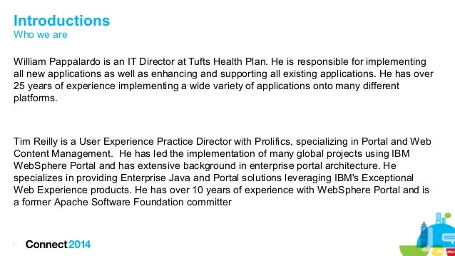 Tufts Health: Creating a World Class Future User Experience