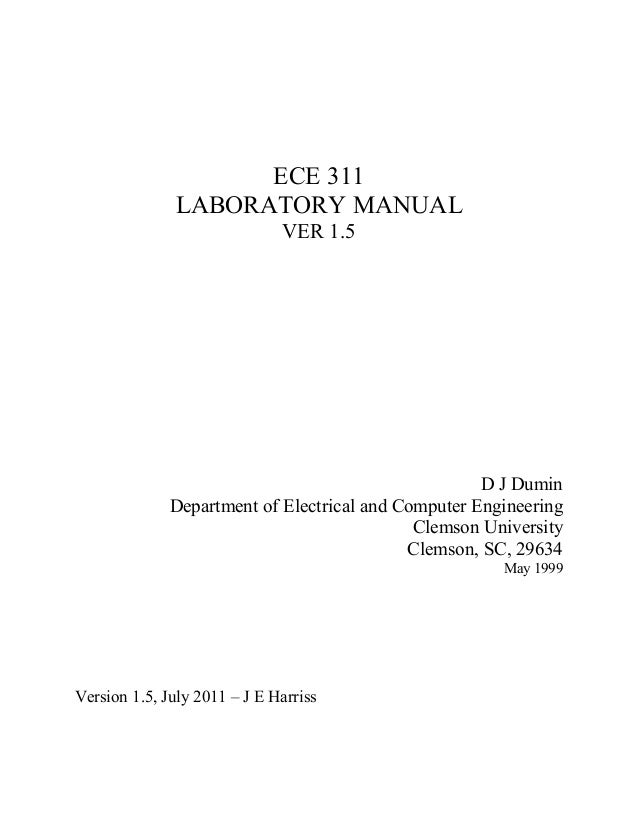 ece 311 Ece restricted electives: four restricted elective courses from the list of cce   feaa 200, eece 210, eece 230, eece 290, eece 310, eece 311, eece 320.