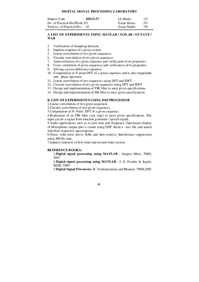 3rd to 8th semester Electronics and Communication Engineering (2010 S…