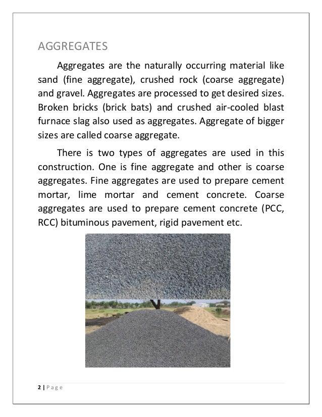 Blast Furnace Slag Aggregate Lightweight : Simple casestudy on building materials