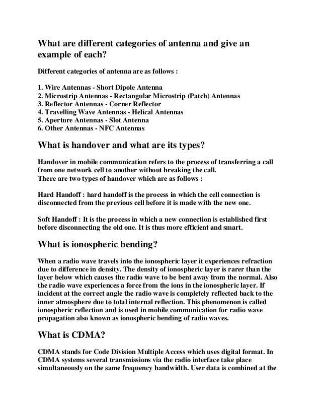 Basic Electronics Interview Questions Pdf