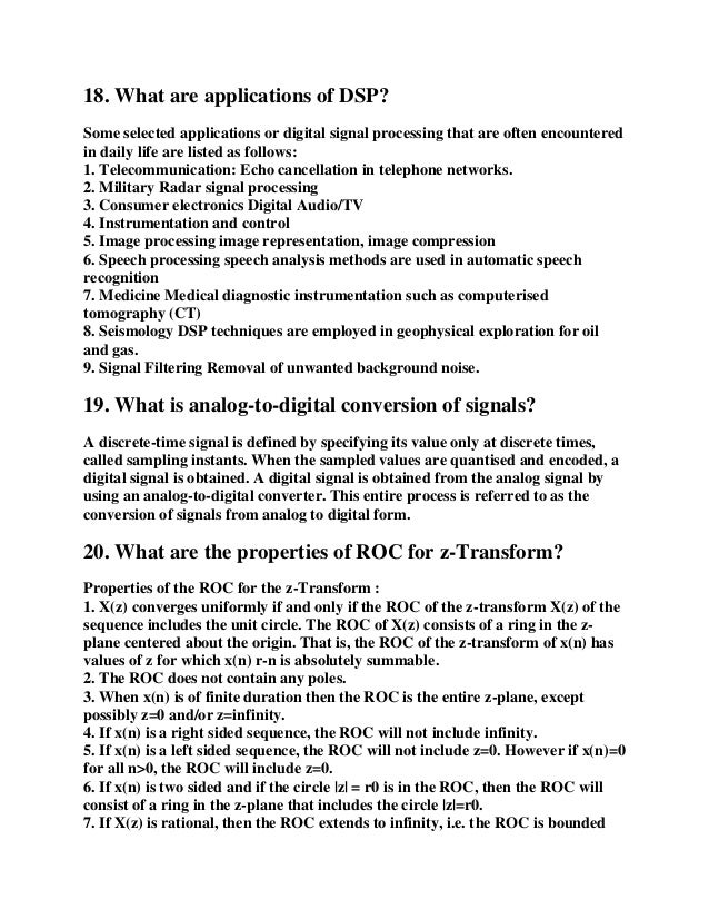 Ece interview questions with answers
