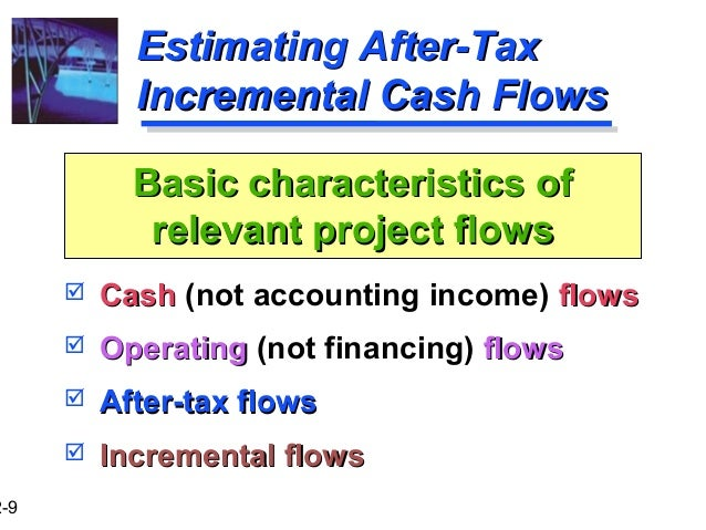 caledonia products incremental cash flows Caledonia products calculating free cash flow and project valuation it's been two months since you took a position as an assistant financial analyst at caledonia products although your boss has been pleased with your work, he is still a bit hesitant about unleashing you without supervision your .