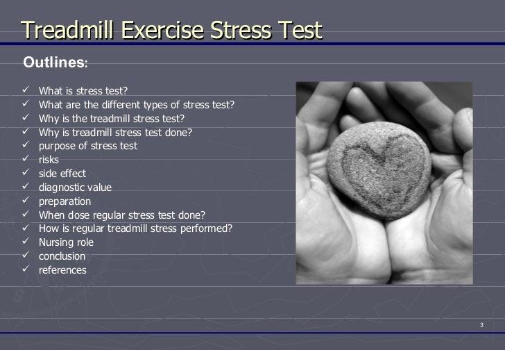 Treadmill exercise stress test ottawa heart institute.