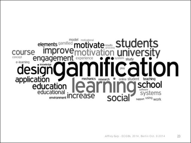 Gamification and Education: a Literature Review