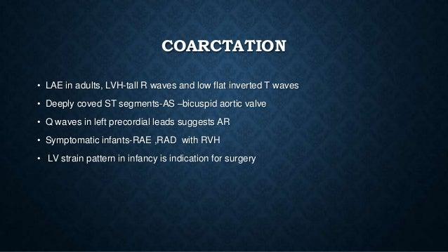 Ecg In Congenital Heart Disease