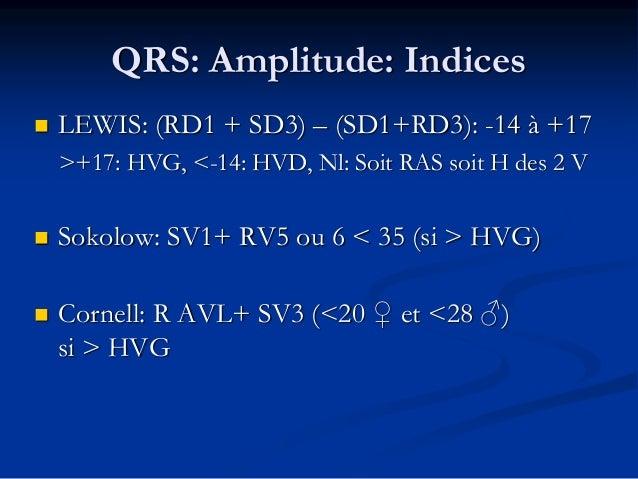 HVG Systolique/ Diastolique