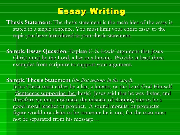 e ch power point presentations chapter one jesus christ and essay