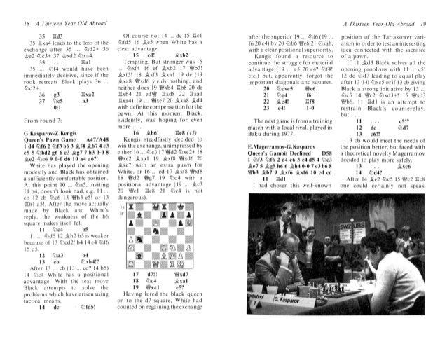 Eche62 chess ebook libro scacchi echecs ajedrez schach garry kaspar 13 fandeluxe PDF
