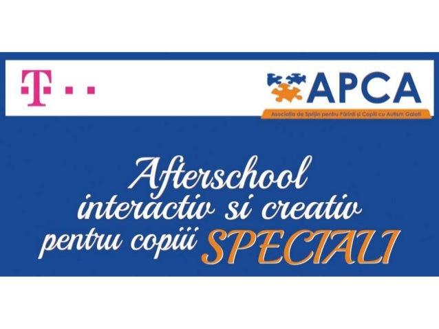 A fost odată o familie mare numită APCA