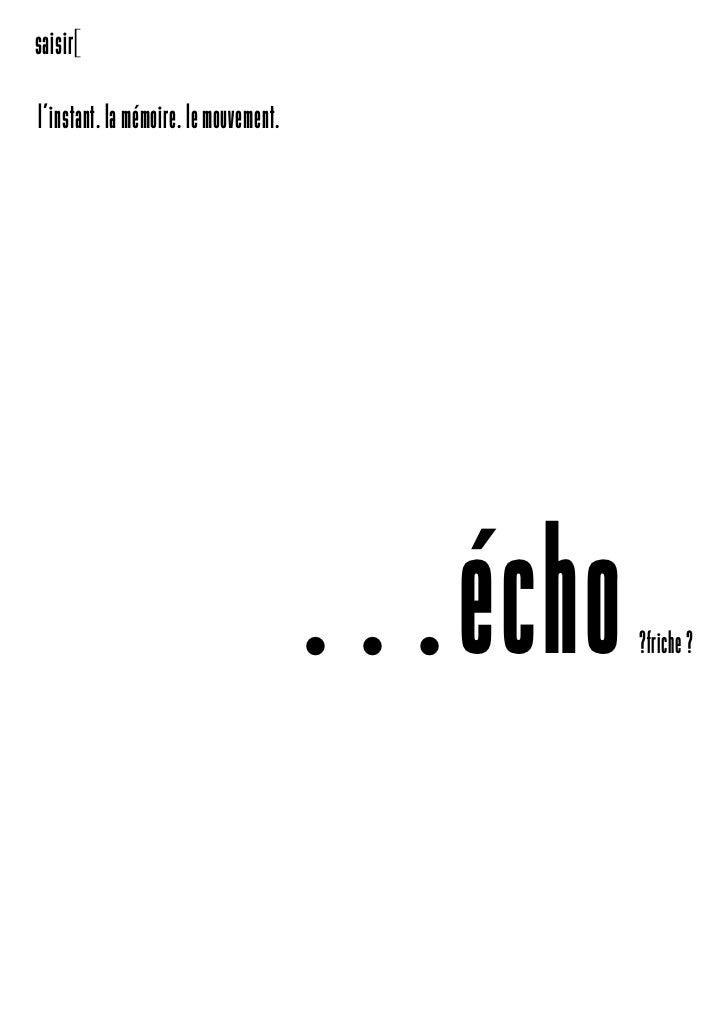 Echo Slide 2