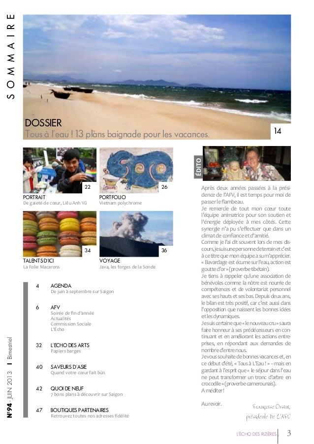 L'Echo des Rizières juin 2013 Slide 3
