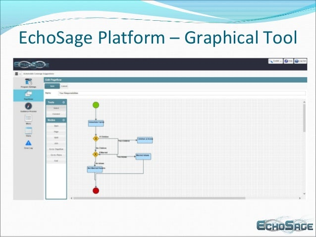 EchoSage Platform – Graphical Tool