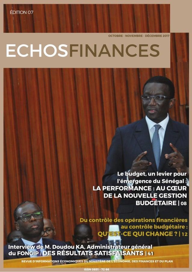 2 ECHOS FINANCES