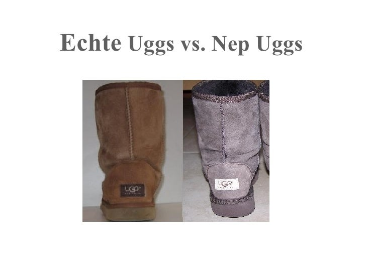 uggs china echt
