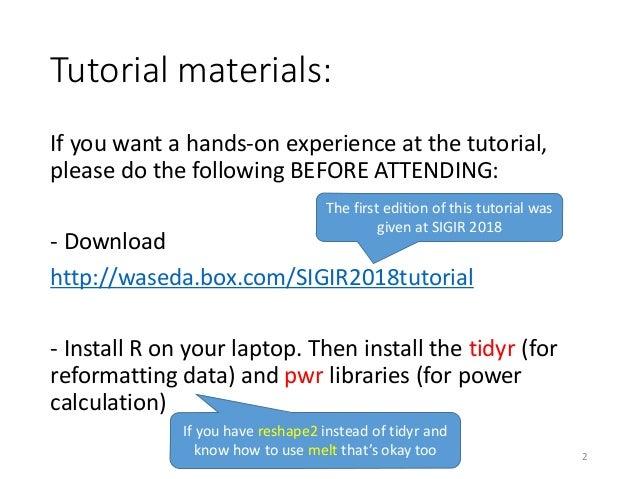 ecir2019tutorial-finalised Slide 2