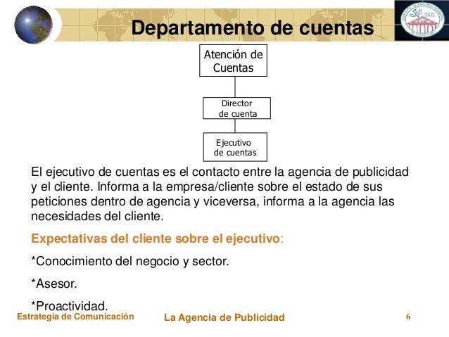 La agencia planeamiento estrategico for Agencia de publicidad