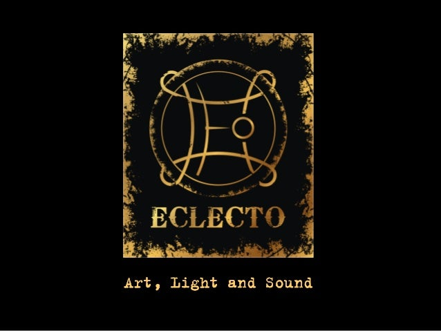 Art, Light and Sound