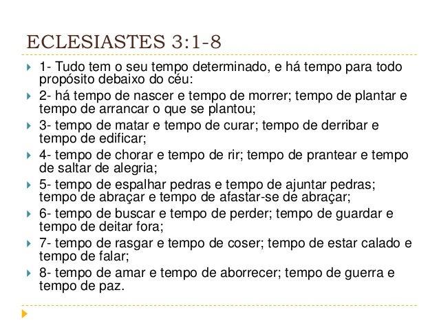 Top Eclesiastes 3 QU78