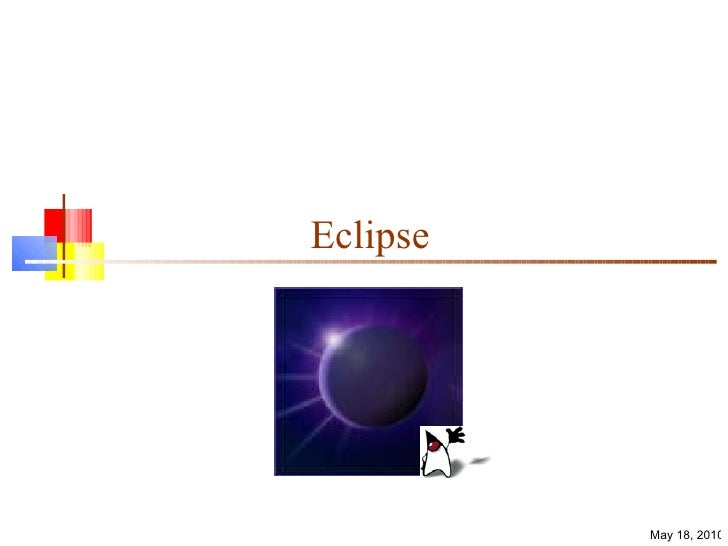 Eclipse May 18, 2010