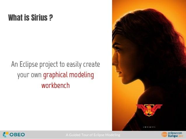 EclipseCon EU 2017 - Sirius Slide 2