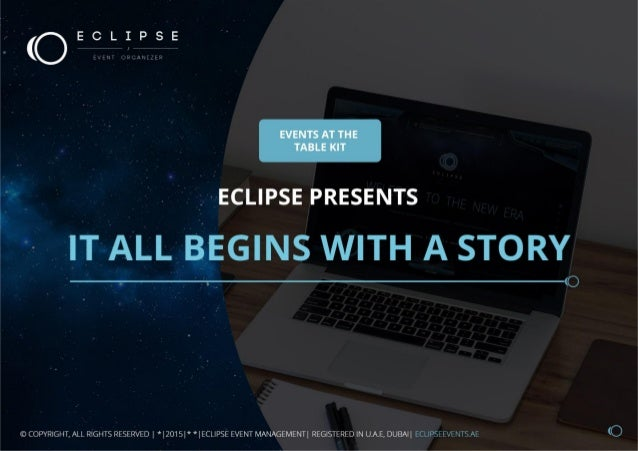 Eclipse Event Management