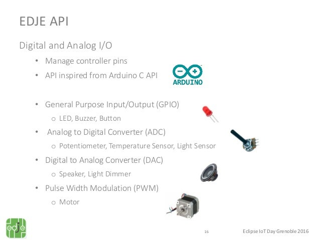 eclipse iot edje project  the software foundation for iot devices