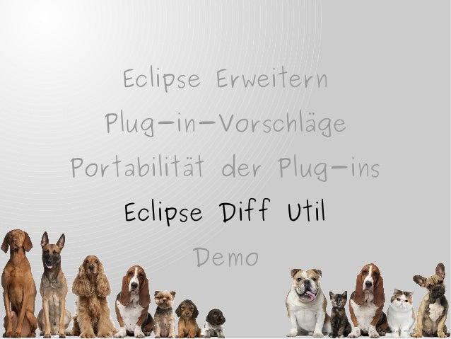 Eclipse meistern