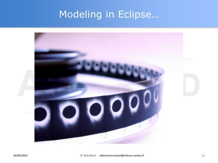 Eclipse Modeling  U0026 Modisco