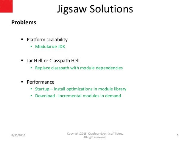 JDK-9: Modules and Java Linker