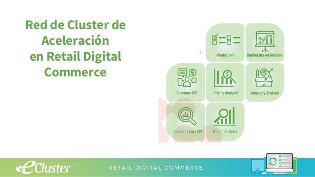 Red de Cluster de Aceleración en Retail Digital Commerce