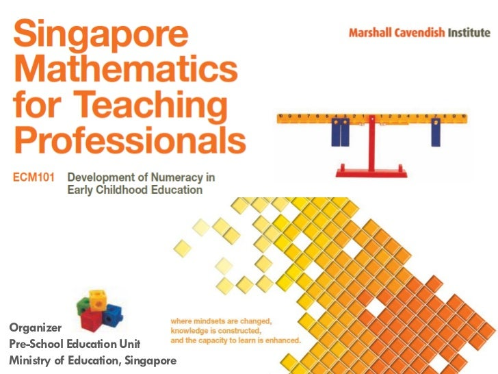 OrganizerPre-School Education UnitMinistry of Education, Singapore