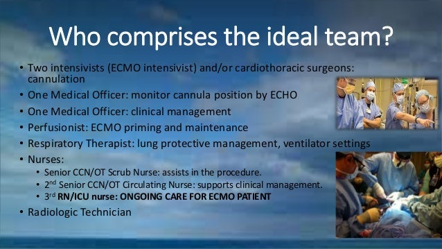 Ecmo nurse presentation