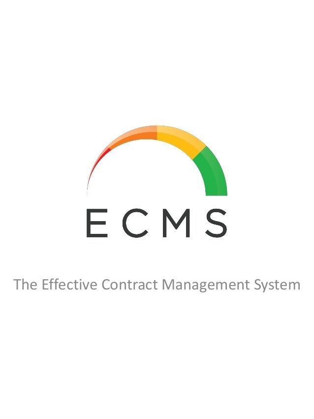 Improve business performance through effective contract
