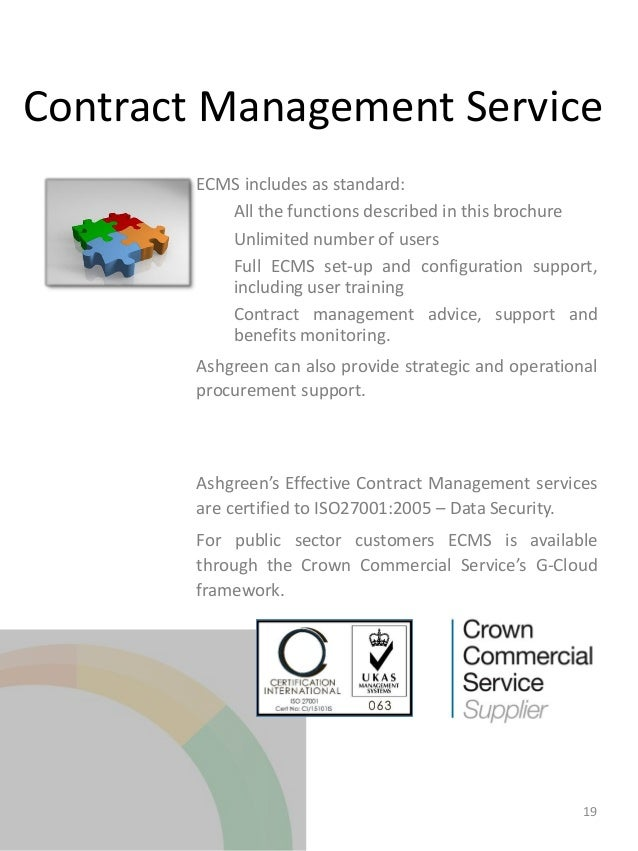 improve business performance through effective contract management
