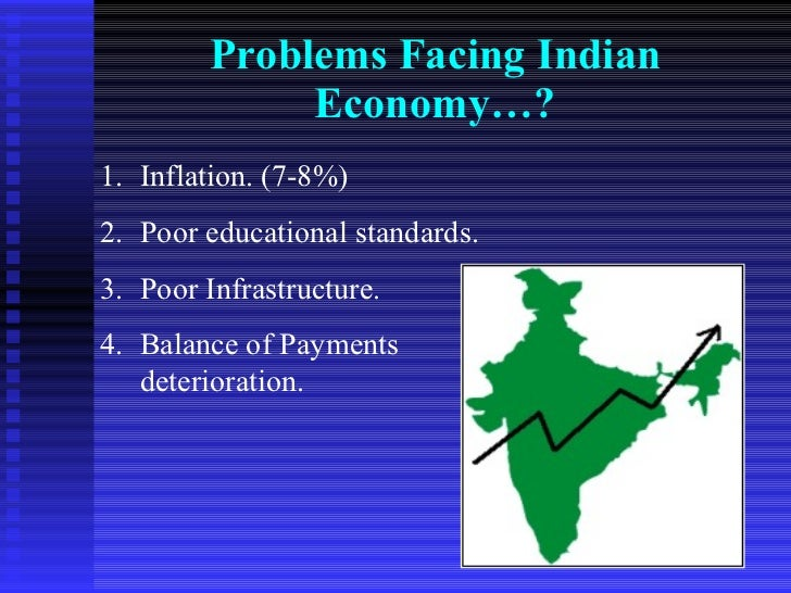 what are the trends and problems of indias balance of payments Why do balance of payments problems occur bad luck, inappropriate policies, or a combination of the two may create balance of payments difficulties in a country—that is, a situation where sufficient financing on affordable terms cannot be obtained to meet international payment obligations.