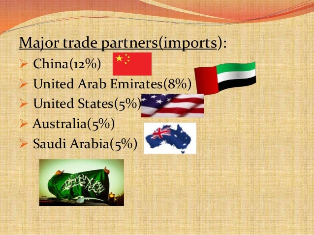 Trade relations between Saudi Arabia and India