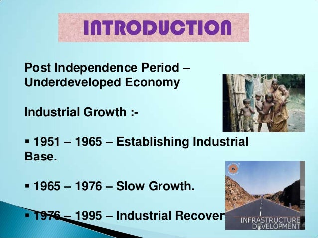development india after independence essays