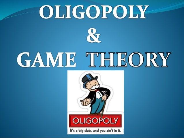 cigarette oligopoly