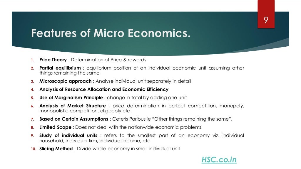 intro to economics fsu notes Introduction to macroeconomics lecture notes robert m kunst march 2006 1 macroeconomics macroeconomics (greek makro = 'big') describes and explains economic processes that concern aggregates an aggregate is a multitude of economic subjects that share some common features.