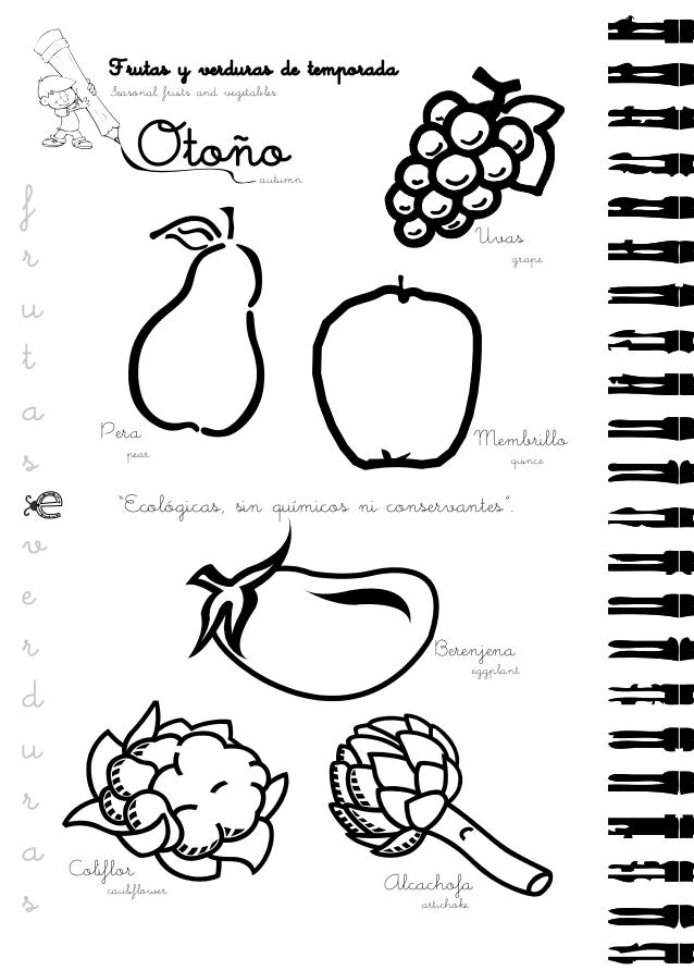 Letras otoo para colorear e imprimir Buscar con Google Cumple