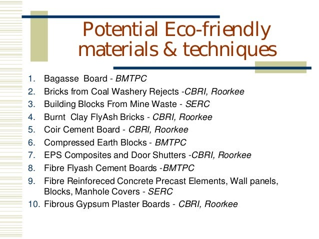 Environmentally friendly materials list pictures to pin on for List of building materials needed to build a house