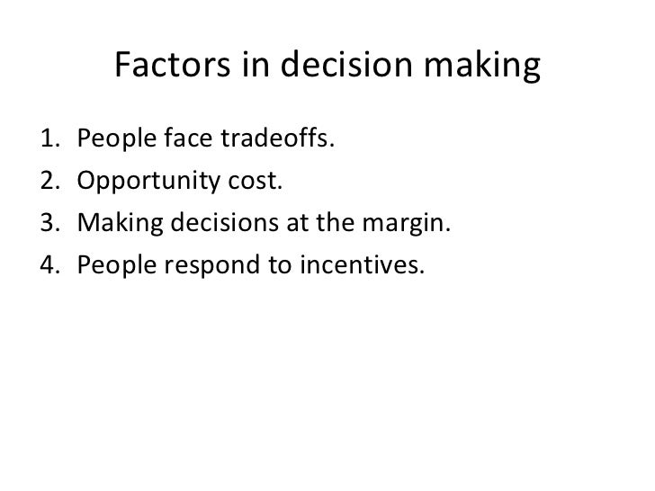six it decisions your it people Learn about decision-making some people put off making decisions by endlessly searching for more information or getting other people to offer their.