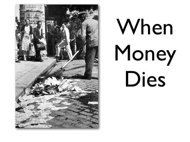 WhenMoney Dies