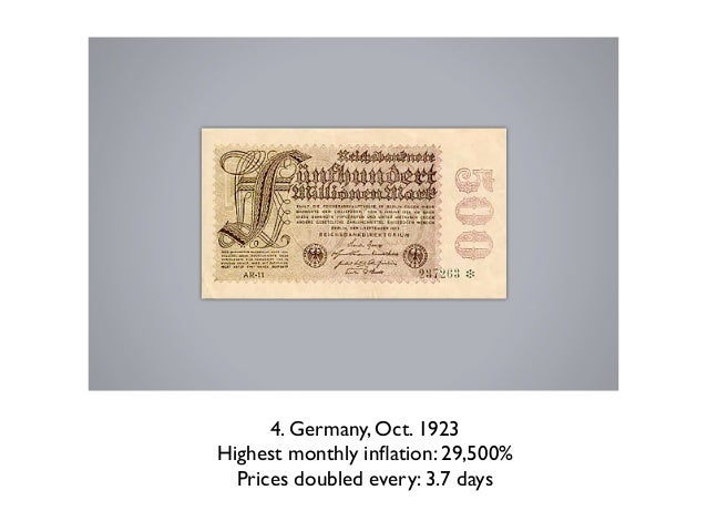 """A 1000 Mark banknote, over-stamped in red with""""Eine Milliarde Mark"""" long scale (1,000,000,000 mark), issued in Germany dur..."""