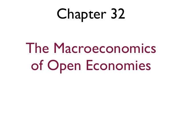 Eco 202 ch 32 macroeconomics of an open economy Slide 2