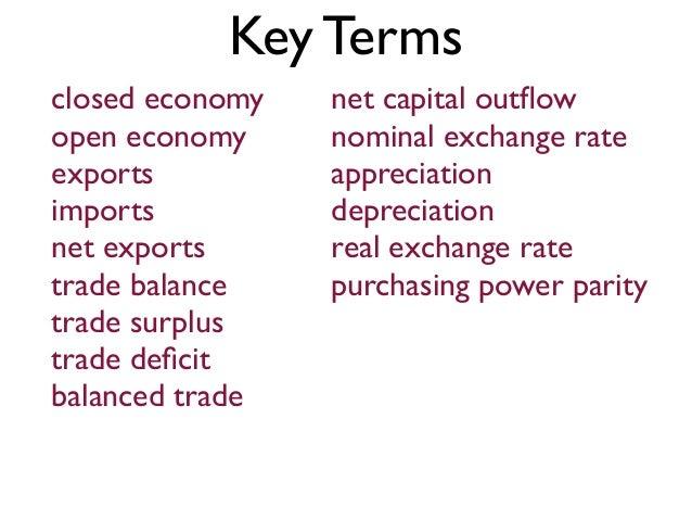 Eco 202 ch 32 macroeconomics of an open economy Slide 3